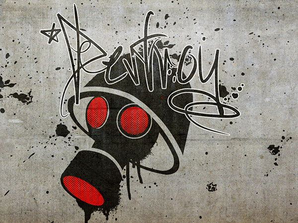 Mask Graffiti