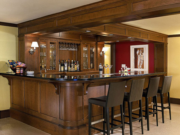 Home Bar Ideas - 31 Hassle Free Collections  Design Press