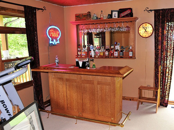 Bar Ideas For Home Enchanting With Simple Home Bar Ideas Picture
