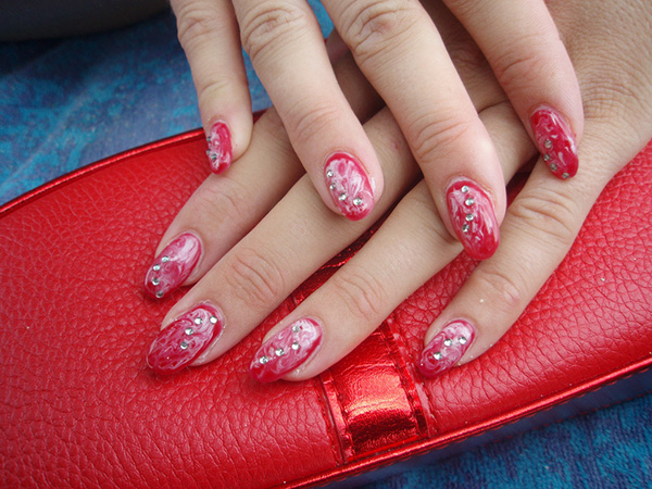 immagine nail 26 Impossible Japanese Nail Art Designs