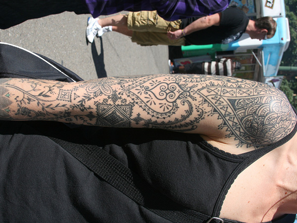 Lace Full Arm