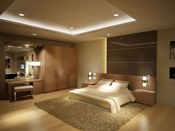 Master Bedroom Lighting 31 elegant master bedroom decorating ideas - slodive