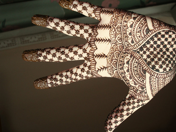 Unique Henna Design