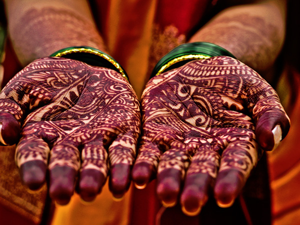 Authentic Bridal Mehndi