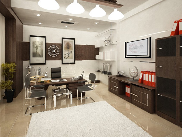 Superb 32 Astounding Office Decorating Ideas Slodive Largest Home Design Picture Inspirations Pitcheantrous