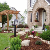 25 Lovely Outdoor Landscaping Ideas