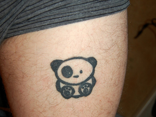 25 Sweet Panda Tattoo Design Collection Slodive