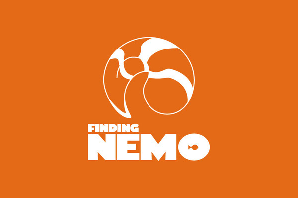 finding nemo Winsome 34 Popular Logos To Win The Hearts