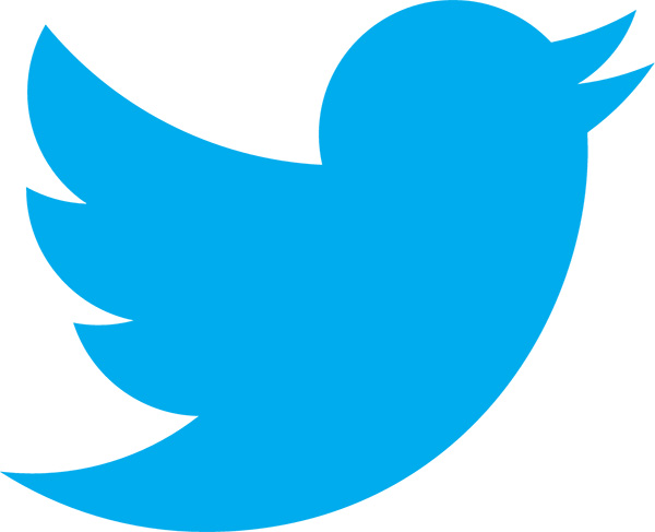 popular twitter logo Winsome 34 Popular Logos To Win The Hearts