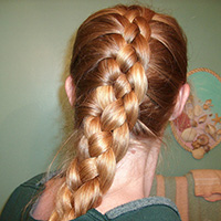 26 Graceful Reverse French Braid Styles