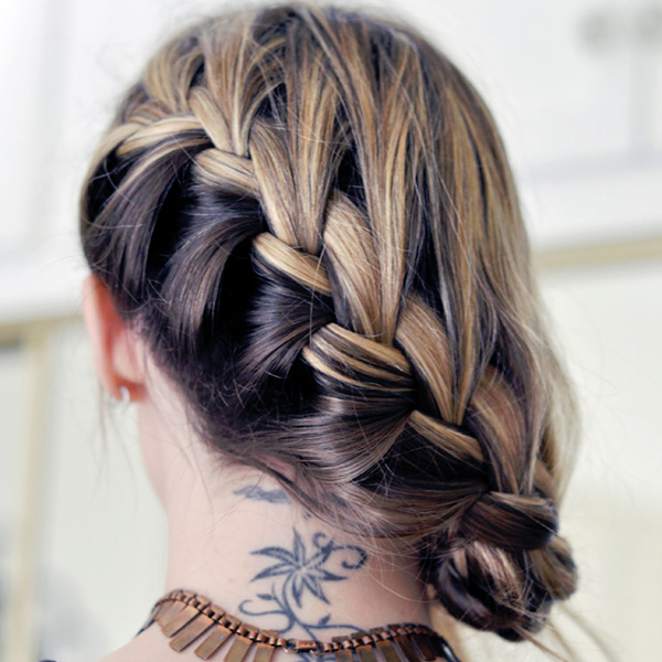 Superb How To Side French Braid For Short Hair Braids Hairstyles For Men Maxibearus