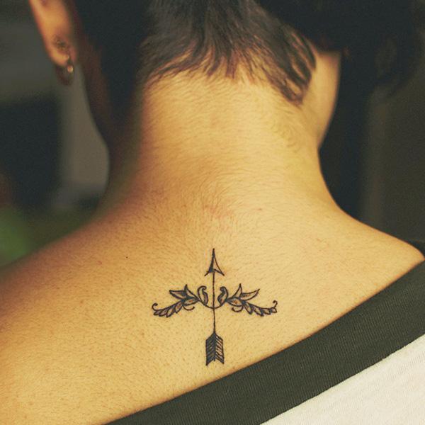 Zodiac Symbol Tattoos Sagittarius Images Examples Slodive