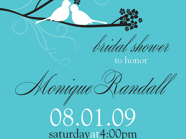 blue 31 Lovely Save The Date Templates