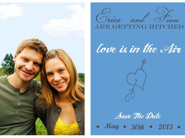 erica 31 Lovely Save The Date Templates