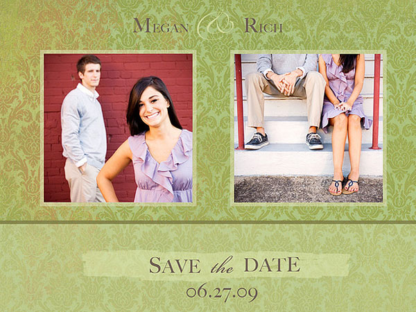 greenpics 31 Lovely Save The Date Templates