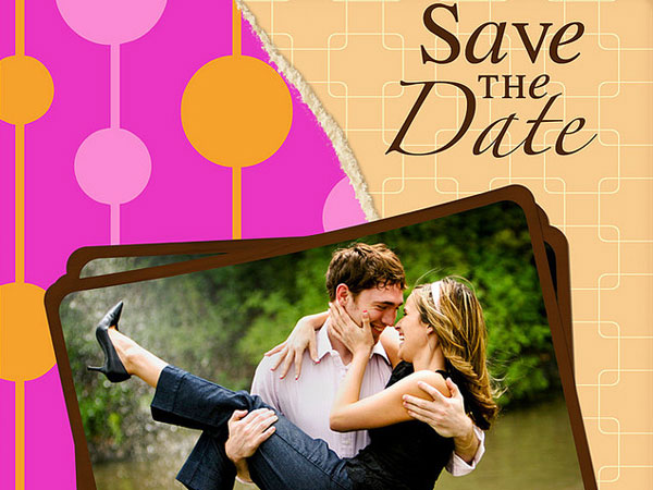 pritty 31 Lovely Save The Date Templates