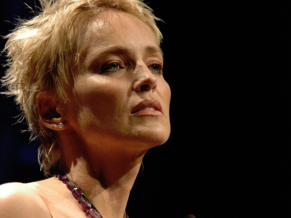 sharon stone in san francisco 26 Encouraging Sharon Stone Short Hair Styles