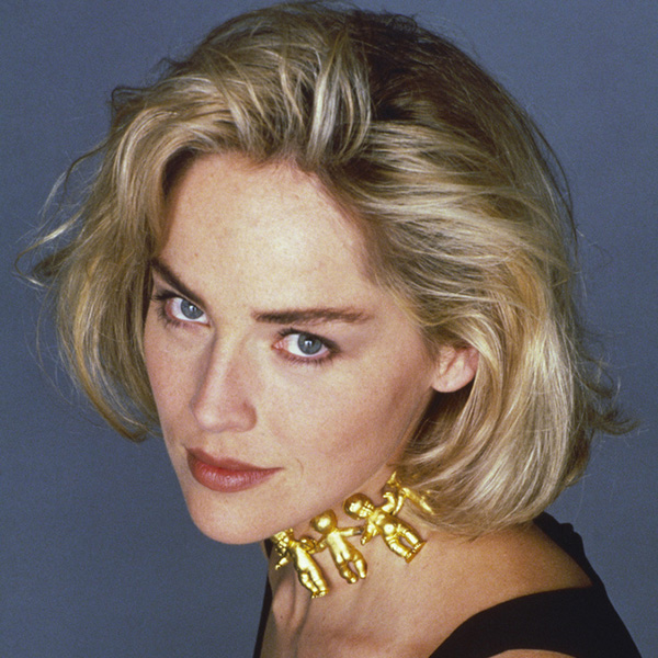 Excellent 26 Encouraging Sharon Stone Short Hair Styles Slodive Hairstyles For Men Maxibearus