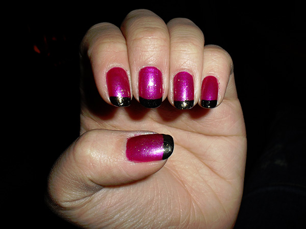 nail art 29 Enthusiastic Simple Nail Art Ideas