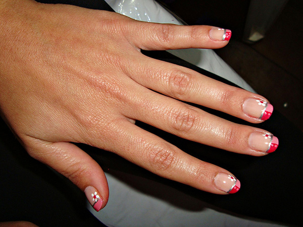 unhas da rosangela 29 Enthusiastic Simple Nail Art Ideas