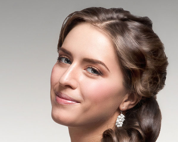 Wedding Traditional Hairstyle