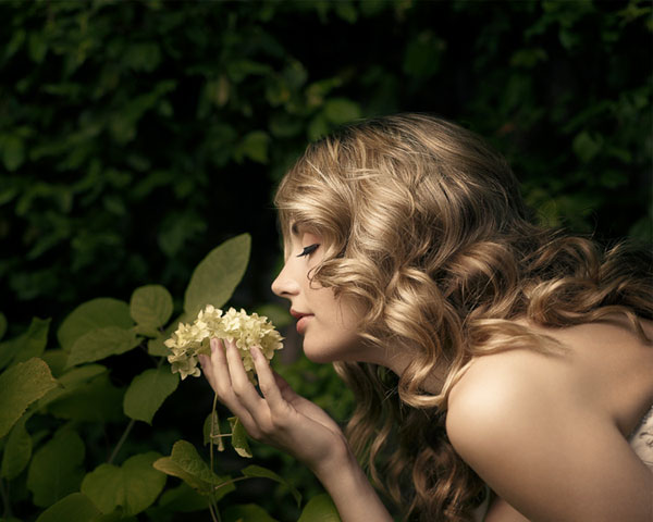 Fragrant Hairstyle