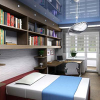 36 Impossible Small Bedroom Ideas