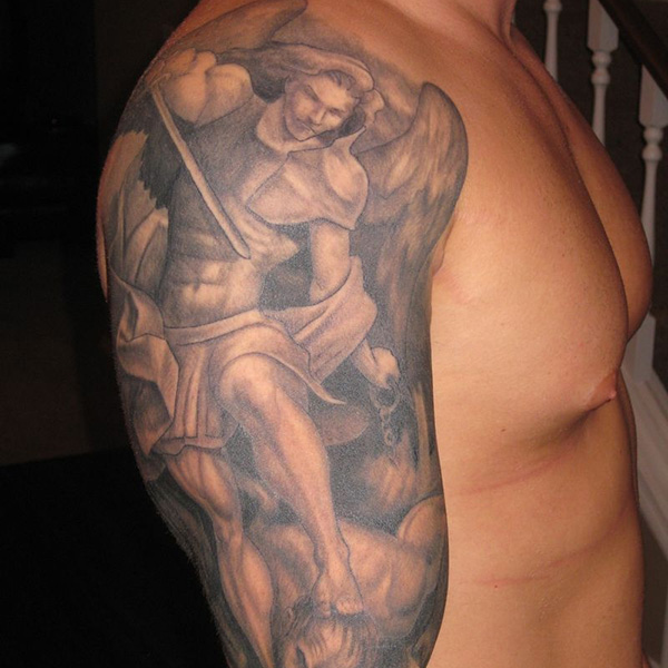 The archangel tattoo