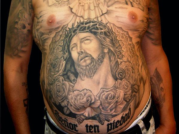 Holy Tattoo