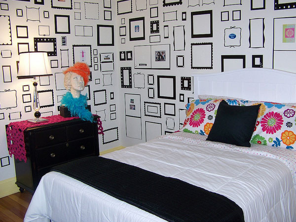 Wacky Teenage Room