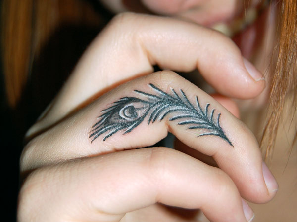 Finger Tattoo Ideas Women