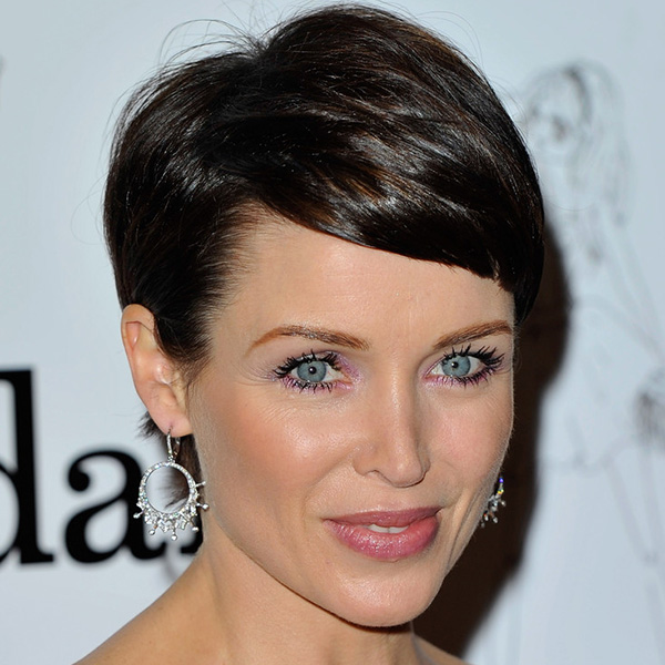 dannii very short hair 26 Addictive Very Short Hairstyles For Women