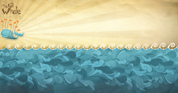 the fail whale 32 Splashy Vintage Twitter Backgrounds