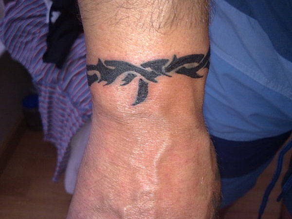 258599975 Wrist Tattoos For Guys - 27 Strengthening Collections | Design Press