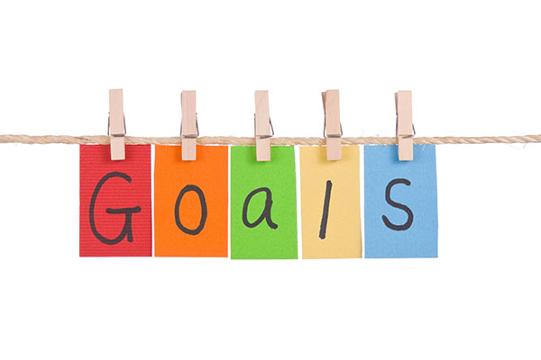 Make A List Of The Goals You Want To Achieve