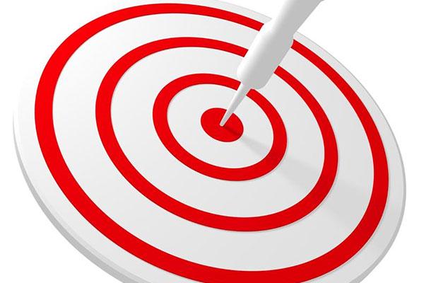 Aim High And Hit The Mark