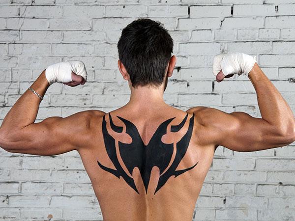 Warrior Axe Tattoo