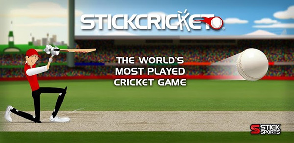 stick cricket 29 Best Android Tablet Games You Will Love To Play