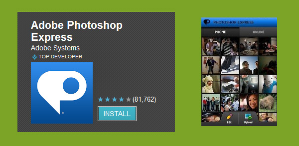 adobe photoshop express 28 Best Apps For Android Tablet You Should Install Right Now Android Tablet ব্যাবহার করছেন? তাহলে নিয়ে নিন ২৫টির বেশী এন্ড্রয়েড Apps