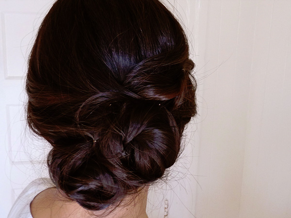 French Black Hairstyle