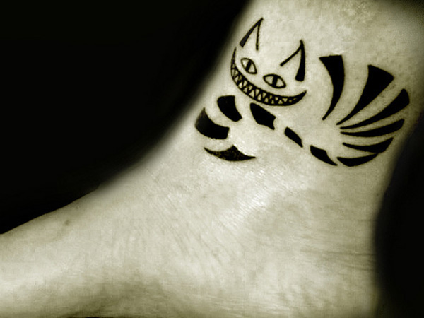 Cheshire Cat Tattoos Ideas 26 Staggering Collections Design Press