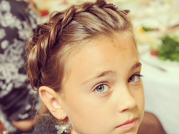 Brilliant 26 Cute Little Girl Hairstyles Which Are Staggering Hairstyles For Women Draintrainus
