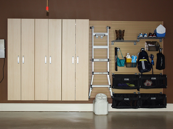 31 Exciting Garage Shelving Ideas