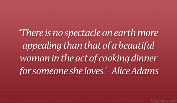 Alice Adams Quote