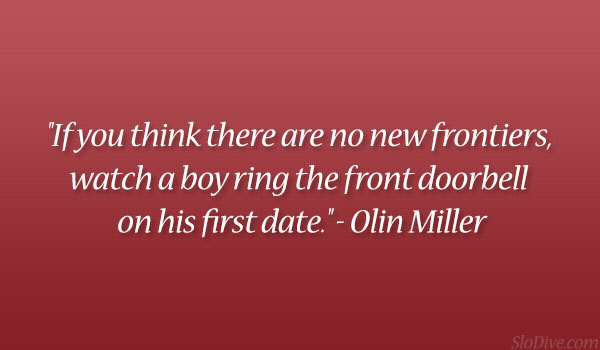 Olin Miller Quote