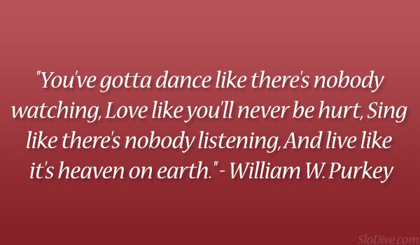 William W. Purkey Quote