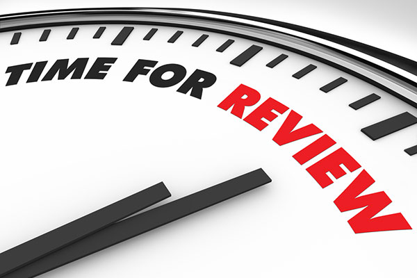 Periodic Reviews