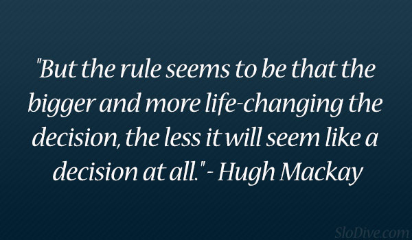Hugh Mackay Quotes Hugh Mackay Quote ""