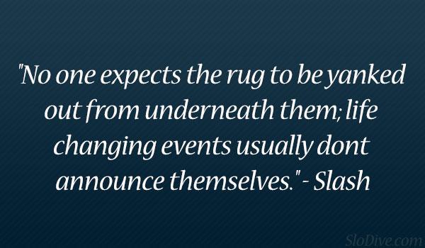 Slash Quote