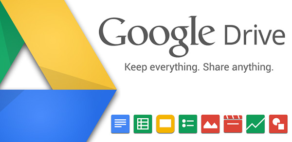google drive 29 Most Useful Android Apps